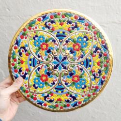 "Plate ""Arte"" R-117-18"