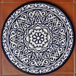 "Plate ""Arte"" R-138-1"