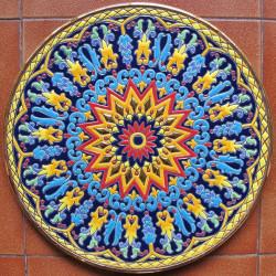 "Plate ""Arte"" R-118-6"