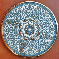 "Plate ""Arte"" R-128-3"