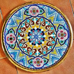 "Plate ""Arte"" R-119-3"