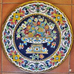 "Plate ""Arte"" R-119-6"