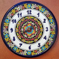 "Horloge en céramique ""Arte"""