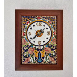 "Clock ""Arte"" ref.423-2"