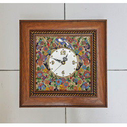 "Clock ""Arte"" ref.432-2"