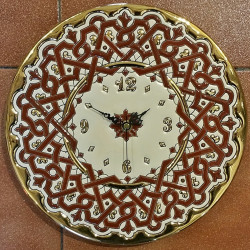 "Clock ""Arte"" ref.317-5"