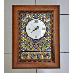 "Clock ""Arte"" ref.417-4"