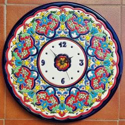 """Ceramic clock """"Arte"""" ref.330-1"""