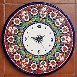 """Ceramic clock """"Arte"""" ref.330-2"""