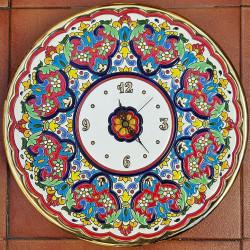 """Ceramic clock """"Arte"""" ref.320-1"""