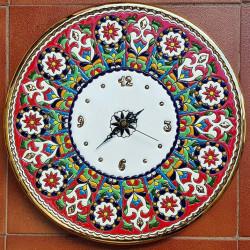 """Ceramic clock """"Arte"""" ref.320-2"""