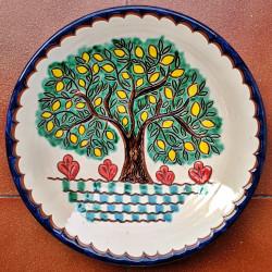 """Plate """"Tito"""" 27rpl-b"""