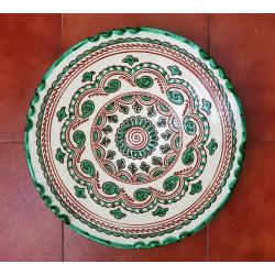 """Plate """"Tito"""" ref.40bv-a"""