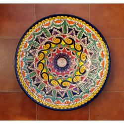 """Plate """"Tito"""" ref.52rpg-a"""