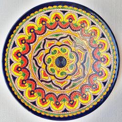 """Plate """"Tito"""" ref.52rpg-b"""