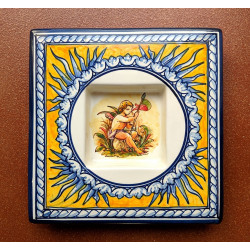 Ceramic Dish/Center...