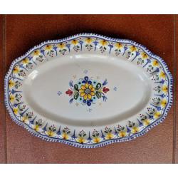 Cal 109-30-c1 Ceramic Tray