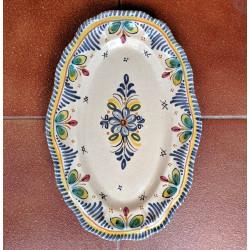 Cal 109-30-ant1 Ceramic Tray
