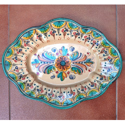 Cal 109-34-v2 Ceramic Tray