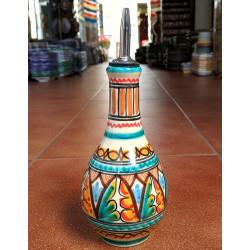 Aceitera de cerámica - 23cm.