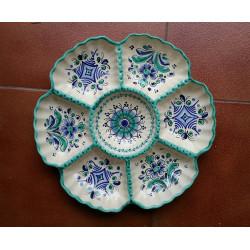 """""""Tapas"""" plate ref.172-07-av"""