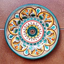 18cm plate.- Ref.34-18-v