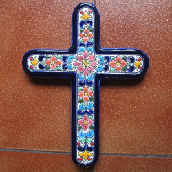 "Ceramic cross ""Arte""..."