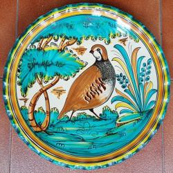 """Plate """"Bezo"""" ref.154-34-mont1"""