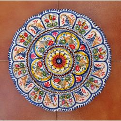 Castanuelas Plate...