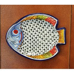 "Plate ""Fish"" ref.109-27"