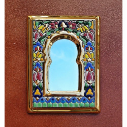 """Ceramic Mirror """"Arte"""" R-531-1"""