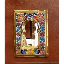 """Ceramic Mirror """"Arte"""" R-531-2"""