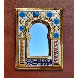 """Ceramic Mirror """"Arte"""" R-531-3"""
