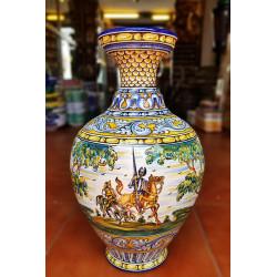 Quixote vase ref.85-40Q
