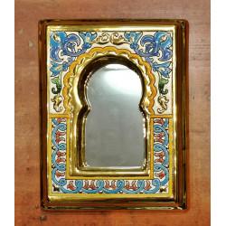 """Ceramic Mirror """"Arte"""" R-531-4"""