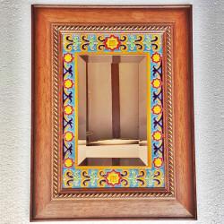 """Ceramic Mirror """"Arte"""" R-681-3"""