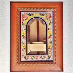 """Ceramic Mirror """"Arte"""" R-681-4"""