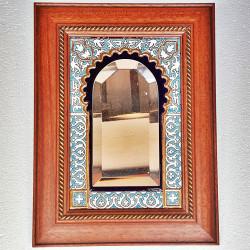 """Ceramic Mirror """"Arte"""" R-681-5"""
