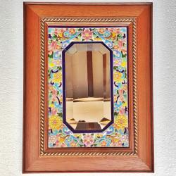 """Ceramic Mirror """"Arte"""" R-681-7"""