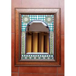 """Ceramic Mirror """"Arte"""" R-631-1"""