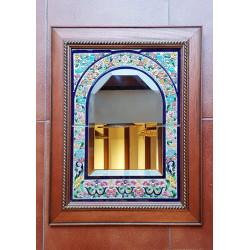 """Ceramic Mirror """"Arte"""" R-631-2"""
