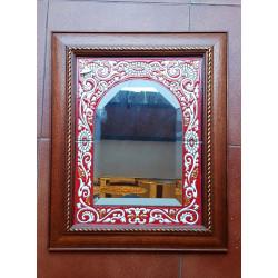 """Ceramic Mirror """"Arte"""" R-631-3"""