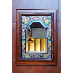 """Ceramic Mirror """"Arte"""" R-631-6"""