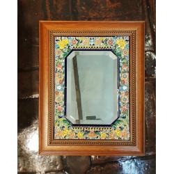 """Ceramic Mirror """"Arte"""" R-631-7"""