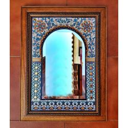 """Ceramic Mirror """"Arte"""" R-632-1"""