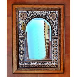 """Ceramic Mirror """"Arte"""" R-632-3"""