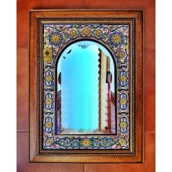 """Ceramic Mirror """"Arte"""" R-632-4"""