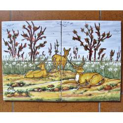 Ceramic Tile Mural...