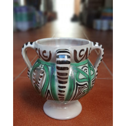 """Ceramic vase """"Punter"""" ref.16-1"""
