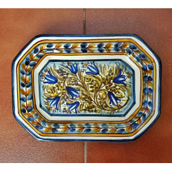 "Ceramic tray ""Rama"" ref.25-1"